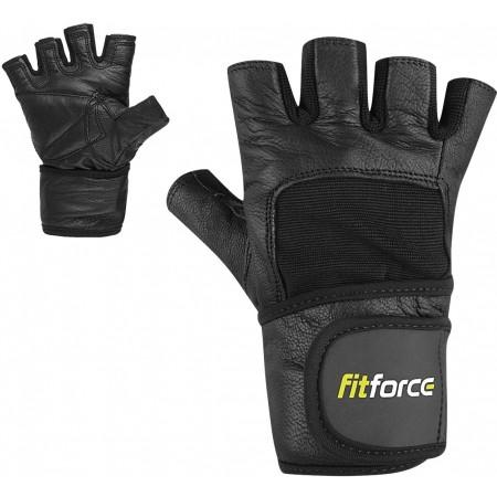 Rukavice na fitness - Fitforce FITNESS RUKAVICE - 2