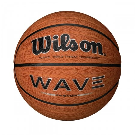 Basketbalový míč - Wilson NCAA WAVE PHENOM