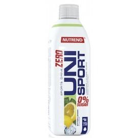 Nutrend UNISPORT ZERO 1L BITTER LEMON - Sportovní nápoj