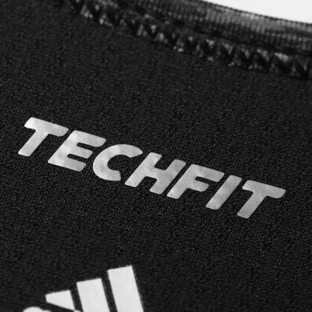 Dámská podprsenka - adidas TECHFIT BRA HEATHER PRINT - 9