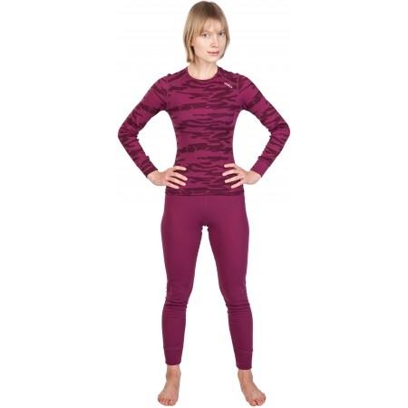 Dámské funkční kalhoty - Odlo SUW WOMEN'S BOTTOM ORIGINALS WARM XMAS - 3
