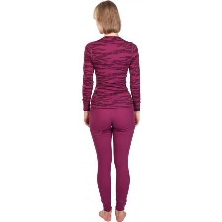 Dámské funkční kalhoty - Odlo SUW WOMEN'S BOTTOM ORIGINALS WARM XMAS - 5