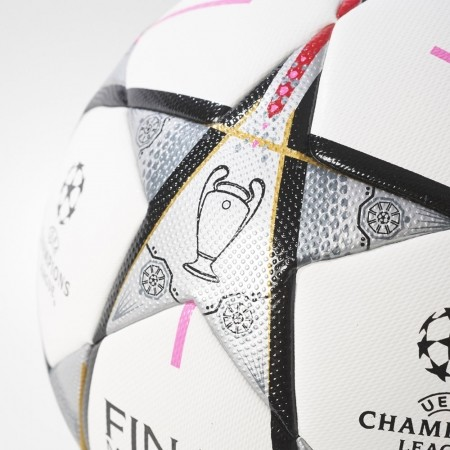 Fotbalový míč - adidas FINMILANO OMB - 4