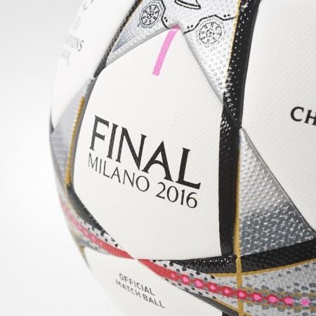 Fotbalový míč - adidas FINMILANO OMB - 5