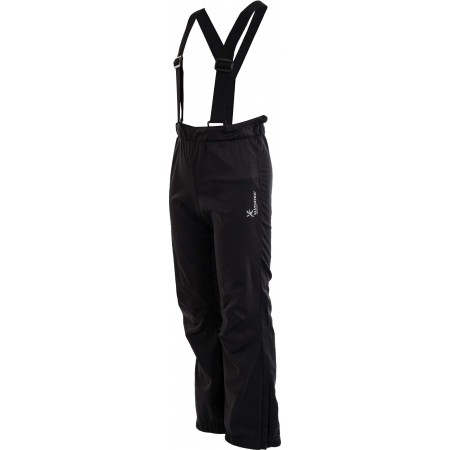 Dětské softshellové kalhoty - Klimatex RUN KALHOTY AGNETE - 1