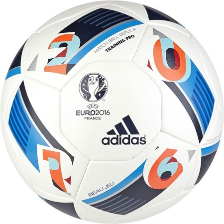 Fotbalový míč - adidas EURO16 TRAINPRO