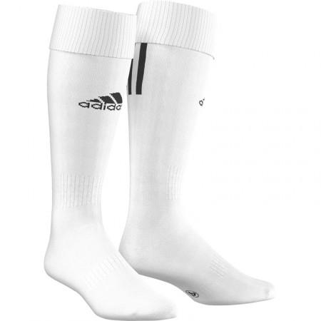 Fotbalové štulpny - adidas SANTOS 3-STRIPE - 1