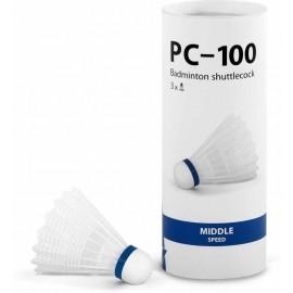 Tregare PC-100 MEDIUM - Badmintonové míčky - Tregare