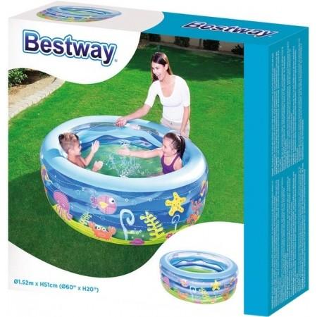 Nafukovací bazén - Bestway SUMMER WAVE CRYSTAL POOL - 3
