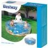 Nafukovací bazén - Bestway TRANSPARENT SEA LIFE POOL - 2