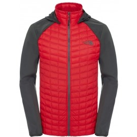 The North Face THERMOBALL HYBRID HOODIE M - Pánská bunda
