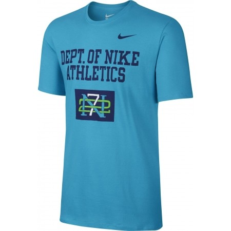 Nike TEE-DEPT OF ATHLETICS - Pánské triko