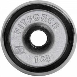 Fitforce PLC 1KG 25MM - Nakládací kotouč