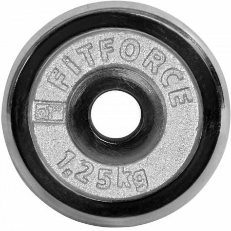 Fitforce PLC 1,25KG 25MM
