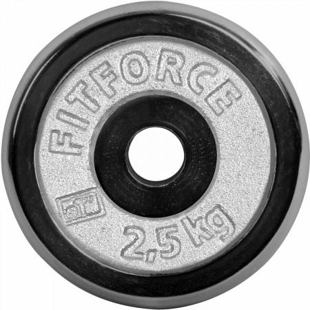 Fitforce PLC 2,5KG 25MM - Nakládací kotouč