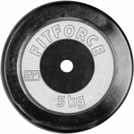 Fitforce PLC 5KG 25MM - Nakládací kotouč