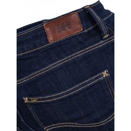 Dámské skinny jeansy - Lee SKYLER SOLID BLUE - 5