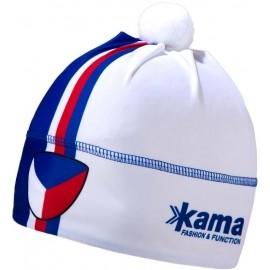 Kama AW57-107 ČEPICE LYCRA TECHNICKÁ CZECH COLORS - Běžecká čepice