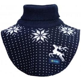 Kama SB08-108 DĚTSKÝ NÁKRČNÍK MERINO - Dětský pletený nákrčník