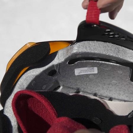Juniorská lyžařská helma - Alpina Sports CARAT LE VISOR HM - 5