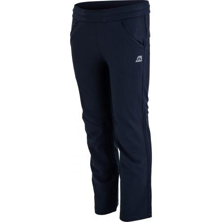 ALPINE PRO VEMO - Dětské softshellové kalhoty