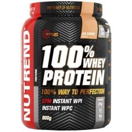 Nutrend 100 WHEY PROTEIN 900G BISCUIT - Proteinový nápoj