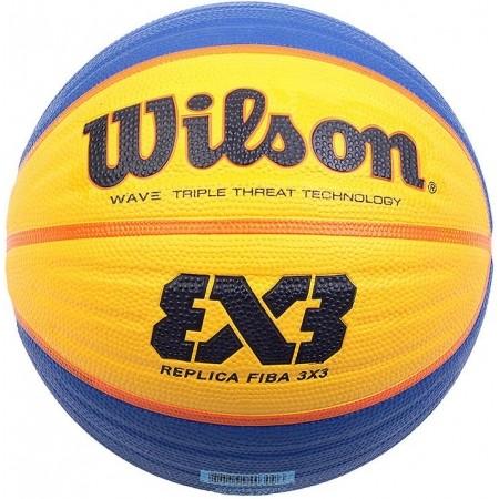 Basketbalový míč - Wilson FIBA 3X3 REPLICA RBR
