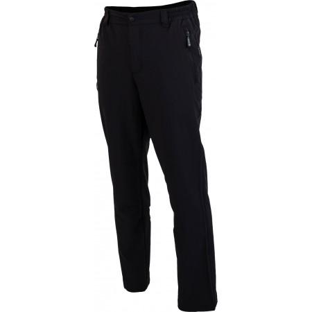 Pánské softshellové kalhoty - Hi-Tec ALVARO II - 1