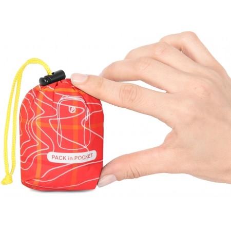 Kapesní batoh - JR GEAR PIP PRINT - 6