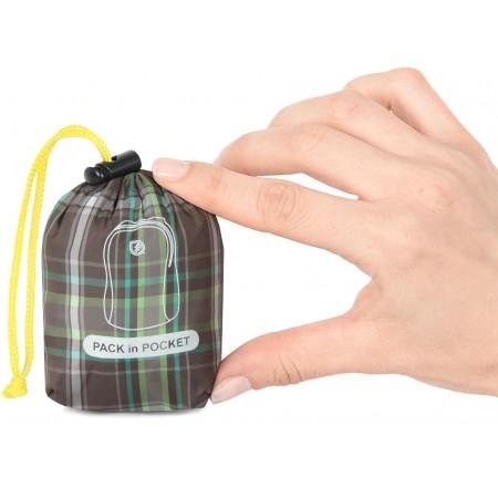 Kapesní batoh - JR GEAR PIP PRINT - 8