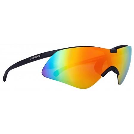 Sluneční brýle - Blizzard RUBBER BLACK SET