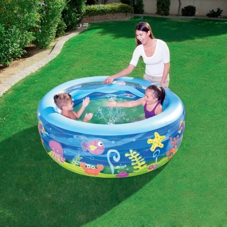 Nafukovací bazén - Bestway SUMMER WAVE CRYSTAL POOL - 2