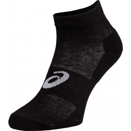 Běžecké ponožky - Asics 3PPK QUATER SOCK - 1