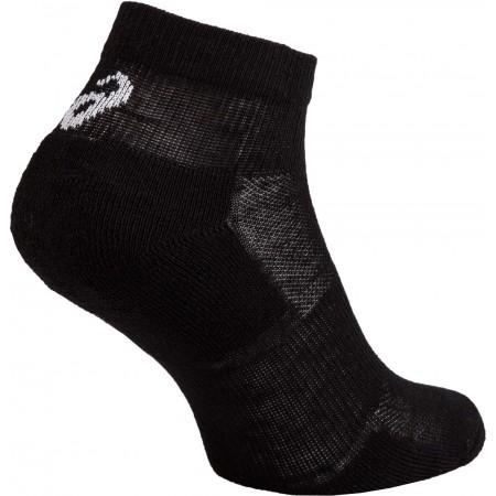 Běžecké ponožky - Asics 3PPK QUATER SOCK - 2