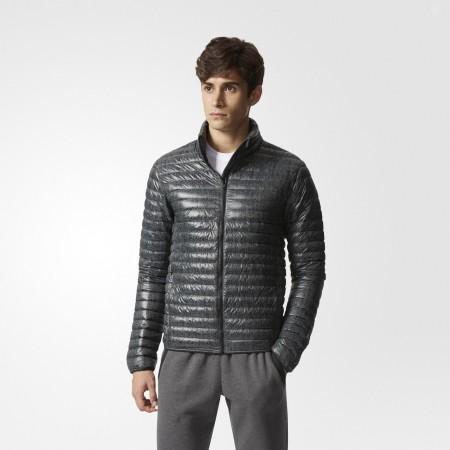 Pánská zimní bunda - adidas SUPER LIGHT DOWN JACKET ALL OVER PRINT - 3