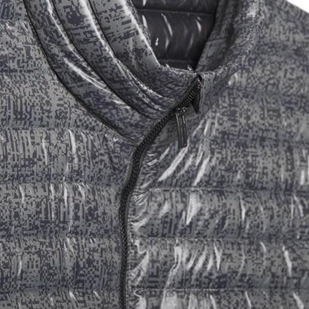 Pánská zimní bunda - adidas SUPER LIGHT DOWN JACKET ALL OVER PRINT - 6