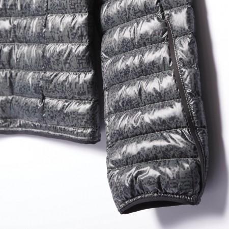 Pánská zimní bunda - adidas SUPER LIGHT DOWN JACKET ALL OVER PRINT - 7