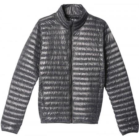 Pánská zimní bunda - adidas SUPER LIGHT DOWN JACKET ALL OVER PRINT - 1