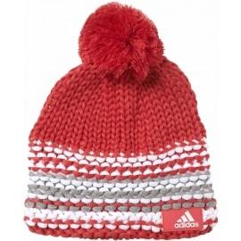adidas YOUTH GIRLS CHUNKY BEANIE - Dívčí zimní čepice