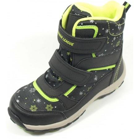 Dětská zimní obuv - Junior League VETLE - 2