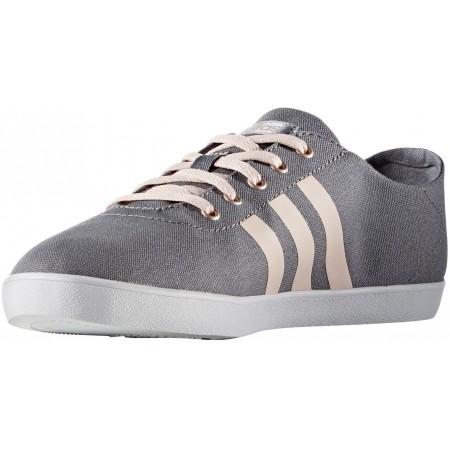 Dámská volnočasová obuv - adidas QT VULC V5 W - 4
