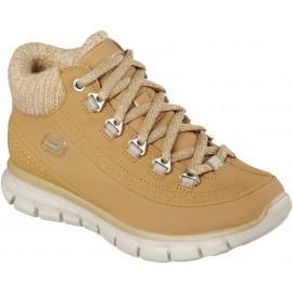 Skechers SYNERGY - Dívčí zimní obuv