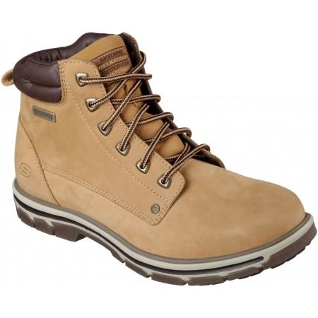 Pánské kotníkové zimní boty - Skechers AMSON - 1