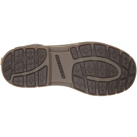 Pánské kotníkové zimní boty - Skechers AMSON - 5