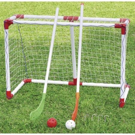 Skládací florbalová branka - Outdoor Play FLORBAL SET - 1