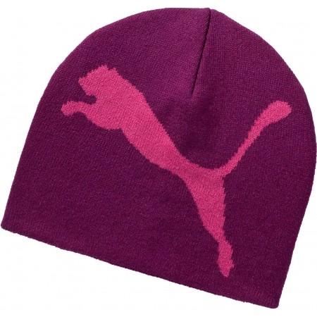 Stylová dámská zimní čepice - Puma ESS BIG CAT NO 1. LOGO BEANIE - 1