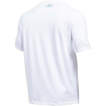 Pánské triko volného střihu - Under Armour SPORTSTYLE LOGO TEE - 2