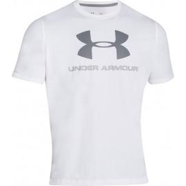 Under Armour SPORTSTYLE LOGO TEE - Pánské triko volného střihu