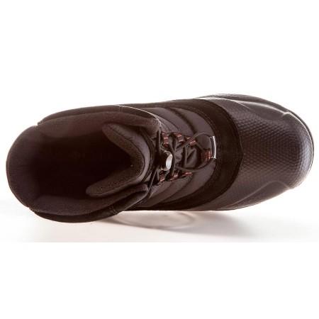 Dětská zimní obuv - Columbia YOUTH ROPE TOW KIDS - 3