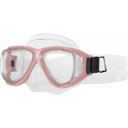 Dámská potápěčská maska - Miton TOBAGO